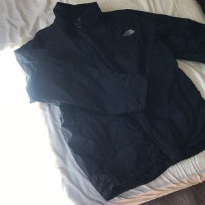 Medium-weight The North Face snow jacket. Size XL